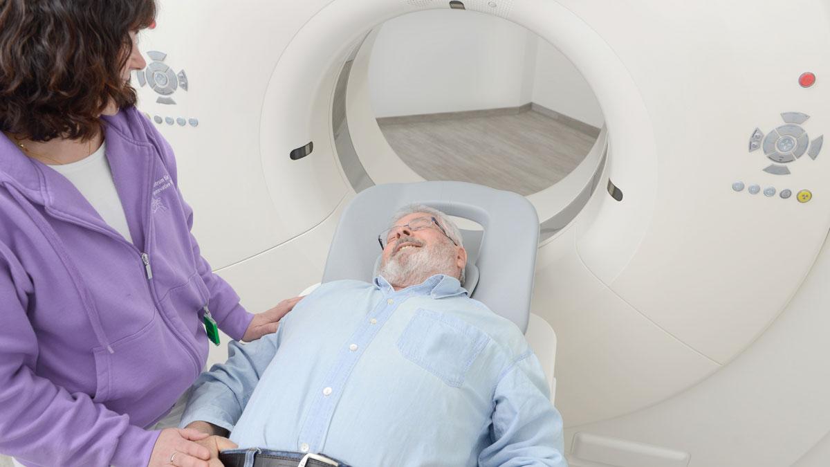 Zentrum für Innovative Radiologie CT